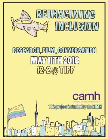 reimagining inclusion poster